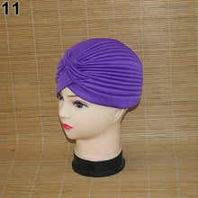 Load image into Gallery viewer, Stretchy Turban Hat