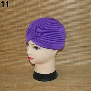 Stretchy Turban Hat