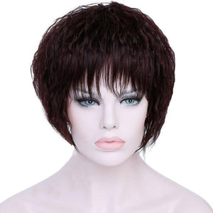 Short Curly Hair Wigs