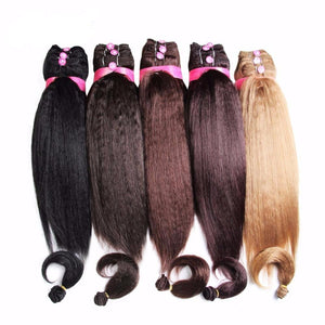 Synthetic Kinky Hair Extensions