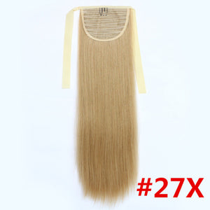 Tie on Hair Extension