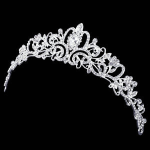 Luxury Bridal Tiara Crown