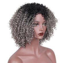 Load image into Gallery viewer, Kinky Synthetic Wig