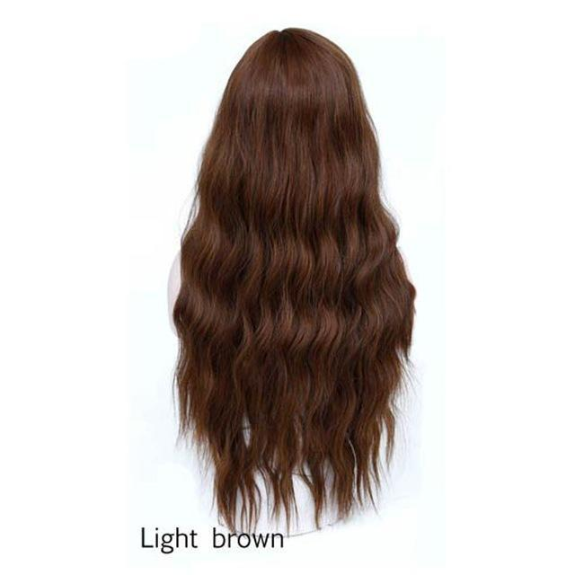 African Heat Resistant Synthetic Wigs