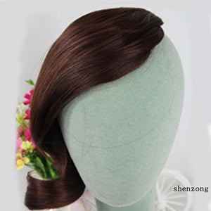 Natural Synthetic Bangs