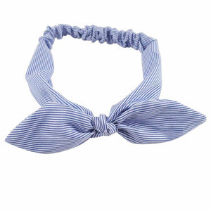 High Quality Cotton Striped Headband