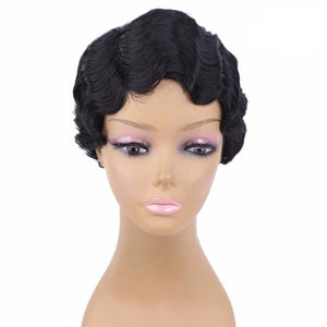 Short Curly Wig