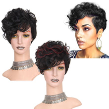Load image into Gallery viewer, Synthetic Short Wig