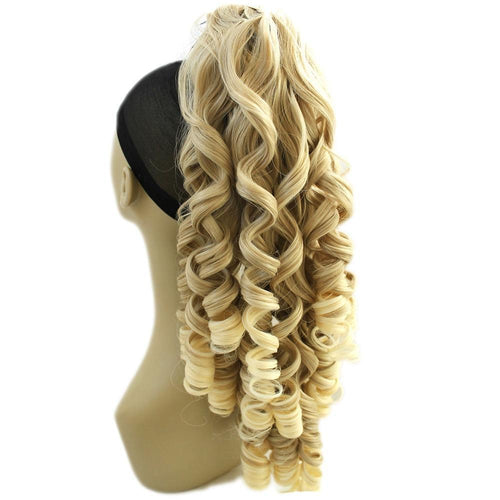 Curly Claw Ponytail Extensions