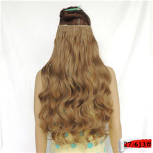 Load image into Gallery viewer, Long False Hair Clip Hair Extensions