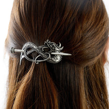 Load image into Gallery viewer, Women's  Viking Jelling Style Hairpin Hair Clips