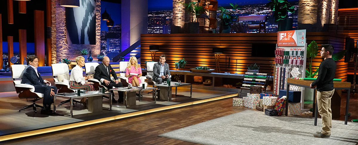 Little ELF on Shark Tank ABC