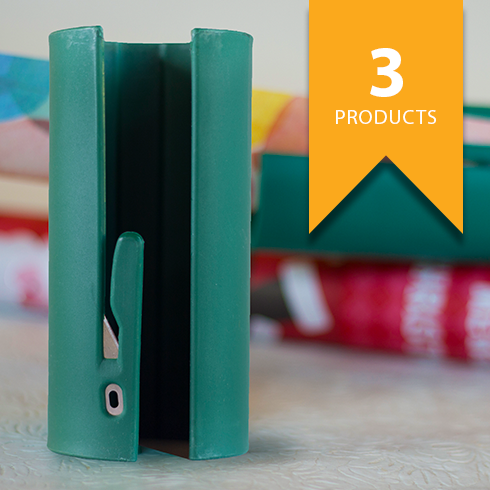 Little ELF Gift Wrap Cutter - 3 Pack | As seen on Shark Tank