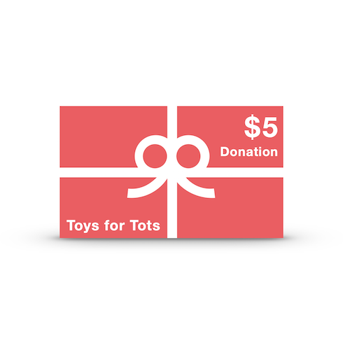Toys for Tots Donations