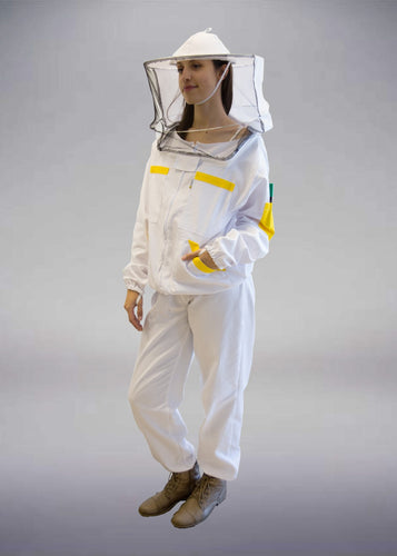 Beekeeping jacket Goodyear PRO - Retro hat