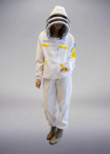 Beekeeping jacket Goodyear PRO - Cosmo hat