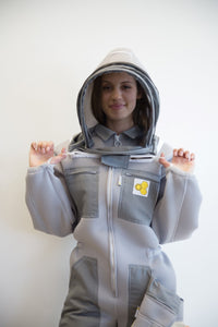 Ventilated beekeeping suit - Goodyear PRO 3D