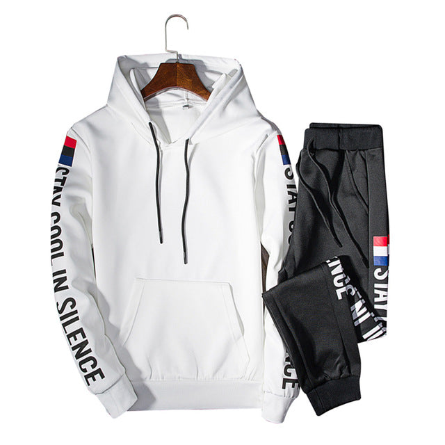 2 Piece Tracksuit Set