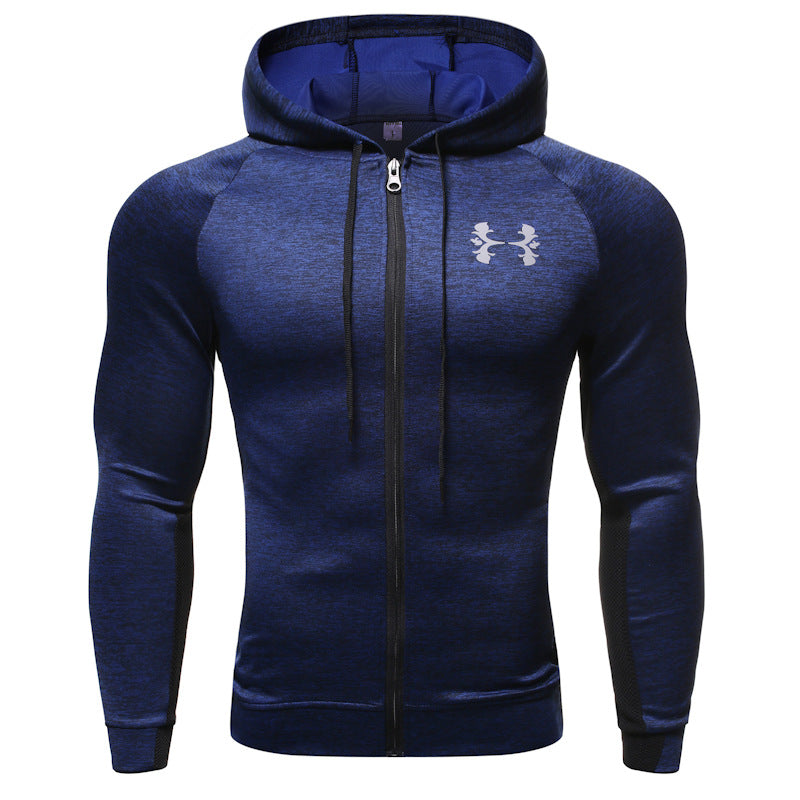 Hooded Fitness Sport Jacket