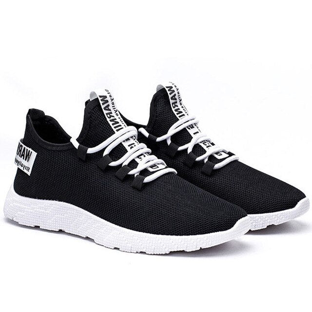 Men's Sneakers Trainers Casual Vulcanize Shoes Breathable