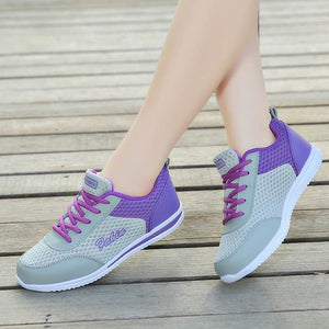 Gym Shoes Woman Spring Summer
