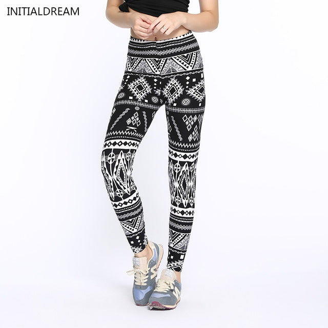 Camouflage Fitness Pant Leggings