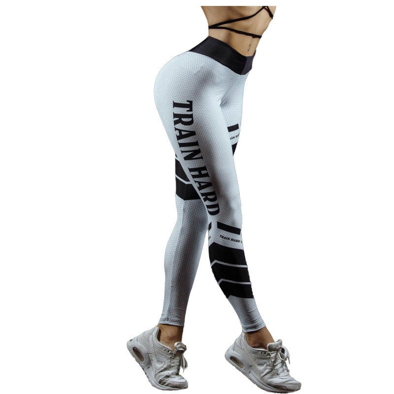 NORMOV Workout Women Leggings Casual High Waist