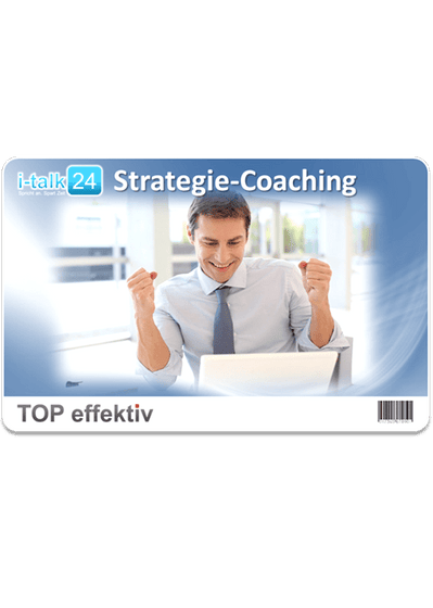 i-talk24 Strategie-Coaching