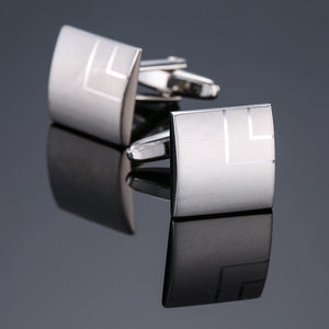 Novelty cuff links stainless steel Suit Accessories
