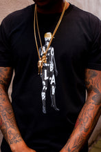 Load image into Gallery viewer, BLACK MANNEQUIN - Graffiti Mannequin - Crew Neck T-Shirt