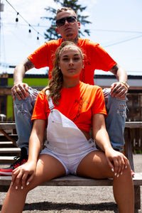 BLACK MANNEQUIN - Orange Definition Tee
