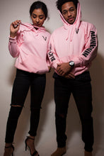 Load image into Gallery viewer, BLACK MANNEQUIN - Pink Hoodie