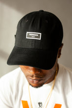 Load image into Gallery viewer, BLACK MANNEQUIN - Mannequin Black Label Dad Hat + COLOR OPTIONS