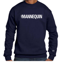 Load image into Gallery viewer, BLACK MANNEQUIN - Biscuits and NAVY - Crew Neck Sweatshirt