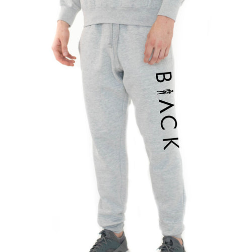 BLACK MANNEQUIN  - Grey Passion Joggers