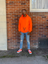 Load image into Gallery viewer, BLACK MANNEQUIN - Orange Crush Hoodie
