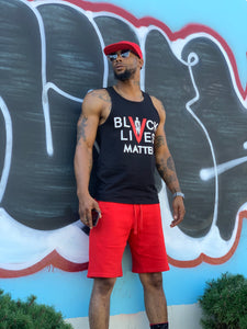 BLACK MANNEQUIN - BLACK Lives Matter - Tank