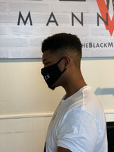 Load image into Gallery viewer, BLACK MANNEQUIN - Black Manne-Mask