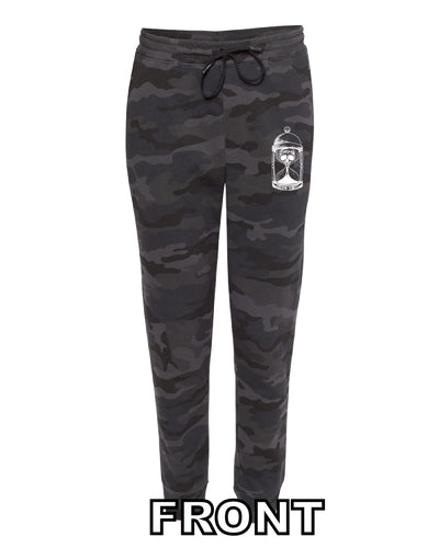Works Wear - STAY CALM AND LIVE ON Sweat Pants