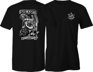 LA County Sheriff Deputy Solano Tribute T-Shirt