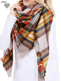 Ultimate Fall Blanket Scarf