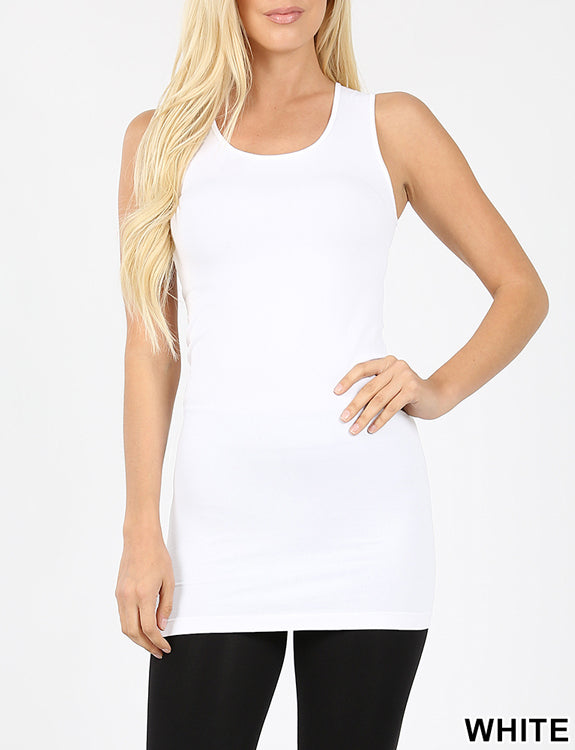 High Neck Layer It Tank