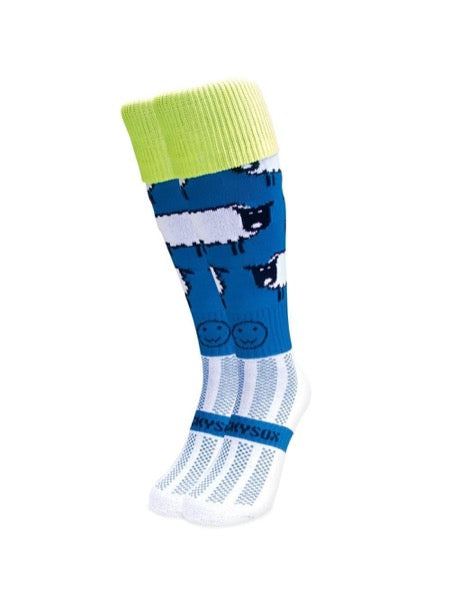 Wacky Sox Love Baa-Barbarians