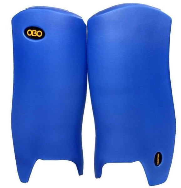 OBO Robo Hi Control Leg Guards Blue