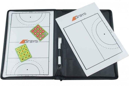 Grays Hockey Coaching Folder