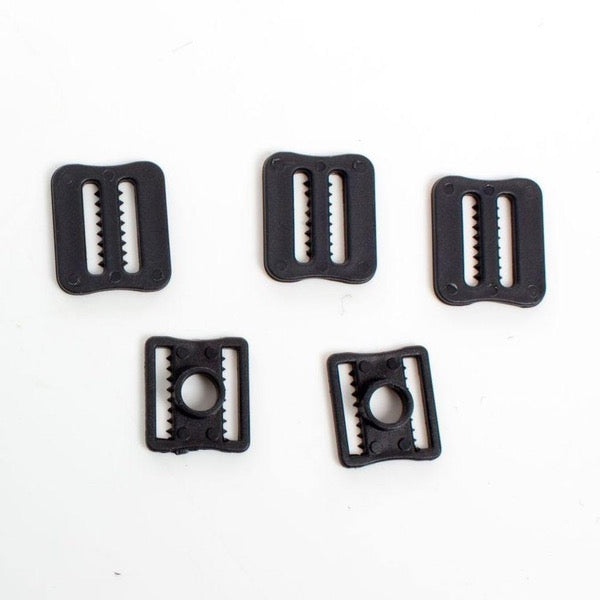 OBO CK/FG/PE Helmet Replacement Plastic Buckle Fittings