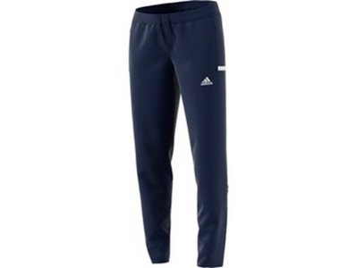 Adidas T19 Track Pants Womens Navy - One Sports Warehouse