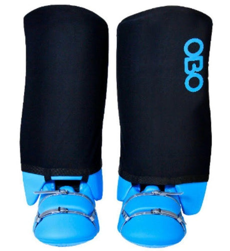 OBO Slippa Indoor Legguard Covers - One Sports Warehouse