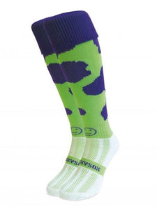 Wacky Sox Pedigree Limestock - One Sports Warehouse
