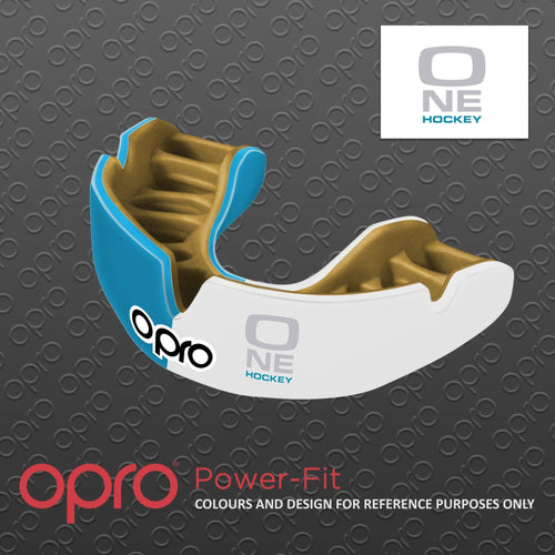 OPRO Powerfit Mouth Guard - ONE HOCKEY - One Sports Warehouse